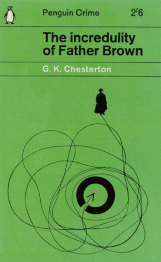 Penguin crime novel in Marber grid from 1962