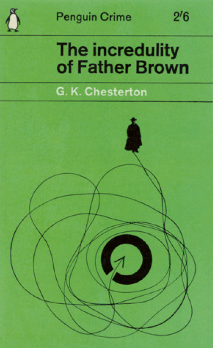 Shows how the Marber grid applies to a real Penguin cover