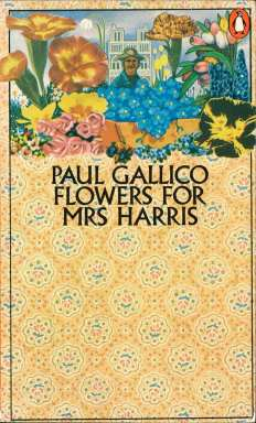 Meeuwissen illustration for Penguin Paul Gallico book showing lady and flowers