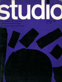 1960s graphics by David Pelham for Studio magazine