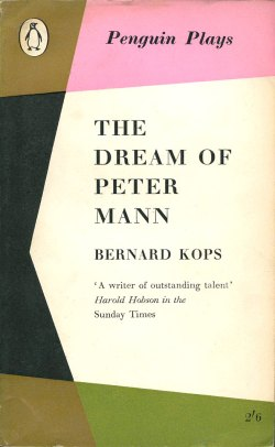cover of Penguin Plays book showing old-fashioned graphic style