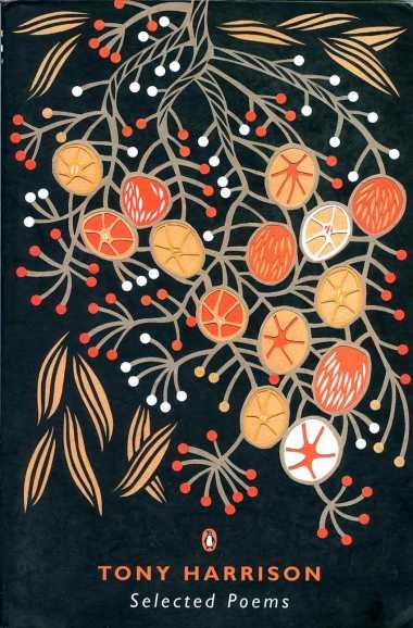 Penguin Selected Poems cover art Petra Borner