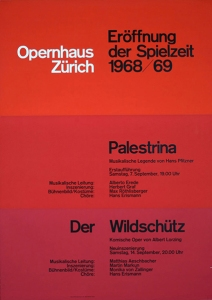 example of Swiss Typographic Style as reference to Penguin Plays cover grid