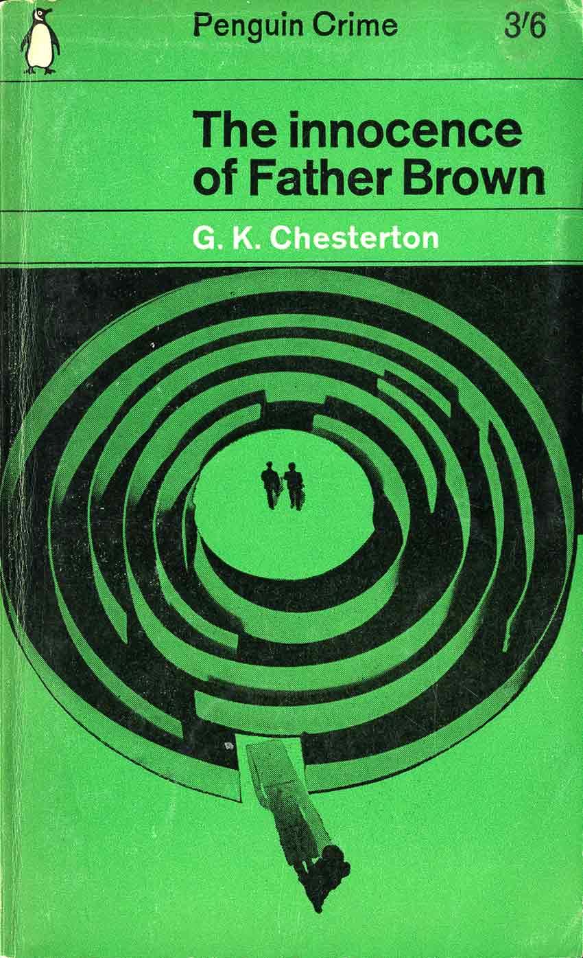Penguin Books 1962 crime novel with modernist graphic cover design and illustration by Romek Marber