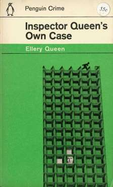 Penguin Books 1962 crime novel with modernist graphic cover design and illustration by Romek Marber