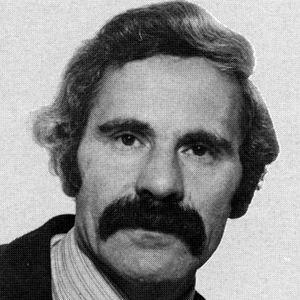portrait of designer Romek Marber in circa late 1960s