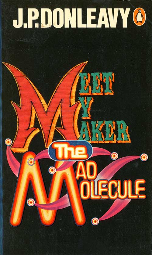 Penguin_JP Donleavy_Meet they Maker_Alan Aldridge designer